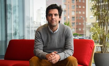 Felipe Álvarez, managing director de PedidosYa Uruguay
