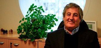 Conrado Ferber, nuevo presidente del INAC.