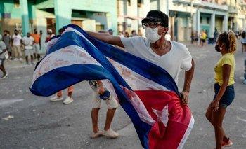 Cuba es un ejemplo del cambio de prioridades de Washington tras las protestas del domingo.
