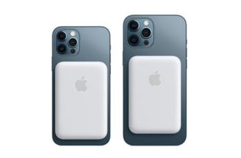 Apple ya tiene una batería Magsafe oficial para iPhone 12