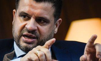 El vicepresidente de Ancap, Diego Durnad, cuestionó el manejo de Gas Sayago.