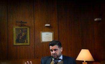 El vicepresidente de Ancap Diego Durand ratificó la denuncia por Gas Sayago