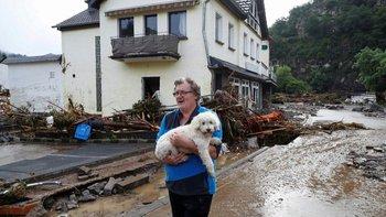 Muchas casas en Schuld bei Adenau están a punto de derrumbarse