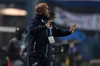 Alejandro Cappuccio se fue decepcionado tras la derrota