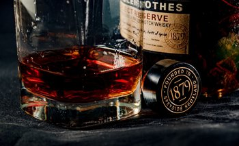 Las 10 marcas más vendidas de whisky