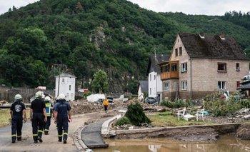 Schuld ha sido uno de los poblados más afectado por las inundaciones