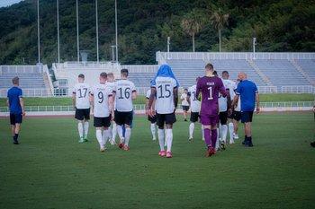 La selección alemana se retiró del partido ante Honduras por insultos racistas a un futbolista germano