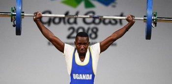 El pesista ugandés que desapareció