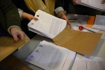 Firmas contra 135 artículos de la Ley de Urgente Consideración