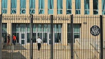 Los síntomas se reportaron primero en la embajada de EE.UU. en La Habana