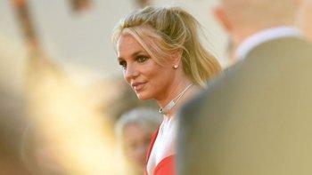 Britney está en medio de una batalla legal con su padre
