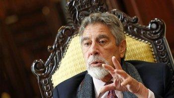 Francisco Sagasti, el cuarto presidente en cinco años de turbulencia política en Perú, todavía no tiene sucesor.