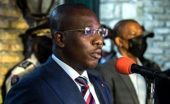 Primer ministro interino, Claude Joseph