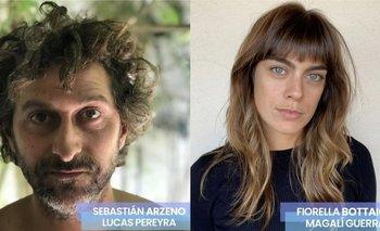 Fiorella Bottaiolli y Sebastián Arzeno serán los protagonistas de la adaptación cinematográfica de La uruguaya