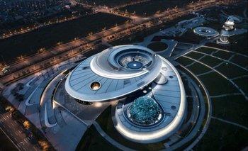 El museo astronómico más grande del mundo en Shanghái
