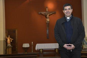 Fabián Antúnez se ordenará como obispo el próximo 15 de agosto cuando tome la posesión de la diócesis
