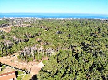 Foto área de terreno en Rocha