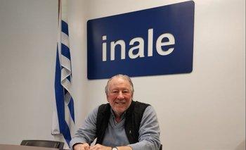Juan Daniel Vago asumió este martes la presidencia del Inale.