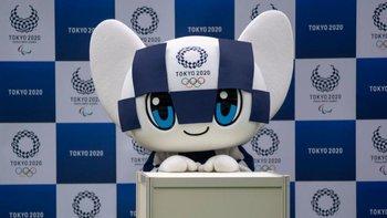 Maraitowa fue presentado hace tres años como la mascota oficial de las olimpiadas de Tokio.