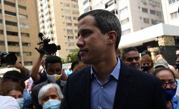 Líder opositor de Nicolás Maduro, Juan Guaidó