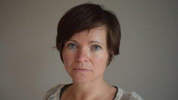La corresponsal de la BBC en Escocia, Lucy Adams, ha estado enferma desde marzo del año pasado