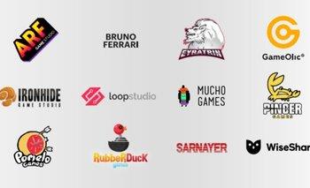 Lista de empresas uruguayas que participan en la GDC.