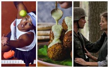 Series y comida entre las recomendaciones de esta semana