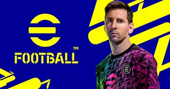 El nuevo eFootball tiene como embajador a Lionel Messi y Neymar.