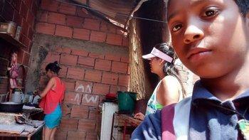 Juan David tiene once años y reside en Cúcuta