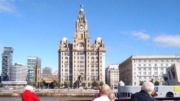 Liverpool fue reconocida como patrimonio de la humanidad en 2004