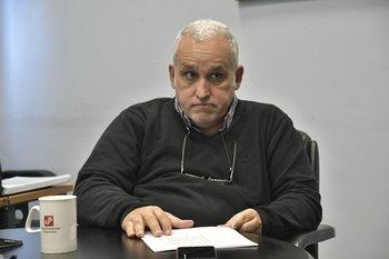 Gonzalo Deleón, presidente de la Caja de Jubilaciones y Pensiones de Profesionales Universitarios