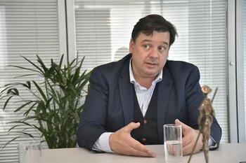 """El ministro de Ambiente, Adrián Peña, dice que """"la esencia"""" de Ernesto Talvi continúa en Ciudadanos"""