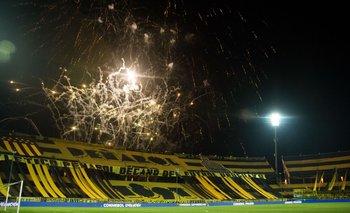 El Estadio Campeón del Siglo se apresta a recibir a la selección uruguaya