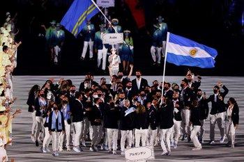 El desfile de los argentinos
