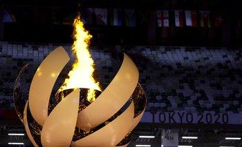 La llama olímpica ya fue encendida en Tokio 2020