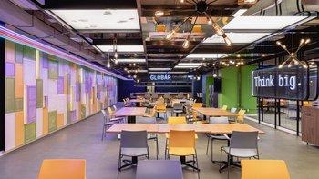 Nuevas oficinas de Globant en Uruguay
