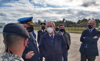 Foto de archivo. El encargado de los policías involucrados también fue sumariado pero no se lo separó del cargo