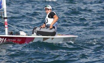 Lola Moreira, campeona en Brasil