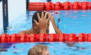 Con tan solo 18 años, el atleta batió en la piscina a sus rivales en la disciplina de 400 metros estilo libre masculino