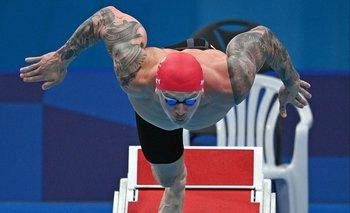 Adam Peaty, bestia del 100 m pecho