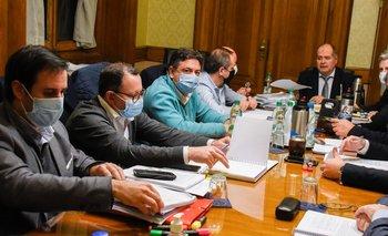 Los diputados de la coalición siguen negociando