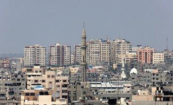 La Franja de Gaza es un enclave palestino habitado por dos millones de personas