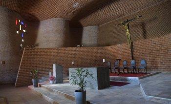 Parroquia del Cristo Obrero, de Eladio Dieste