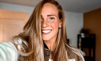 La jugadora noruega confesó que fue una auténtica sorpresa el apoyo de Pink