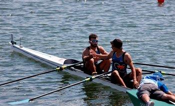 Felipe Kluver y Bruno Cetraro