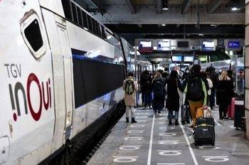 En Francia impondrán el pasaporte sanitario en los trenes de larga distancia