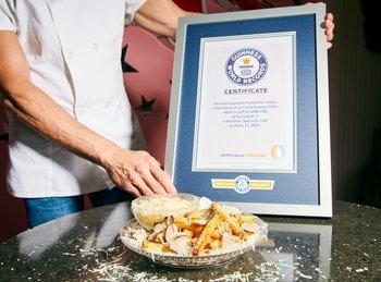 Las papas fritas más caras del mundo salen US$200 por porción