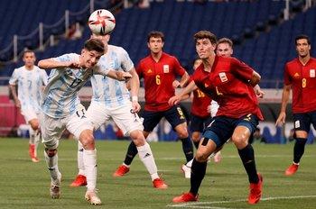 Argentina no pudo con España y se despidió