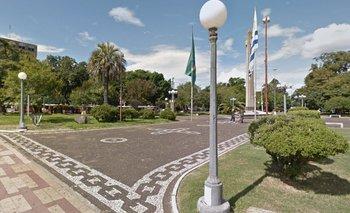 Rivera conforma junto con la brasileña Santana do Livramento una ciudad binacional