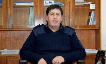 Willard González, director de la Dirección General de Seguridad Rural.